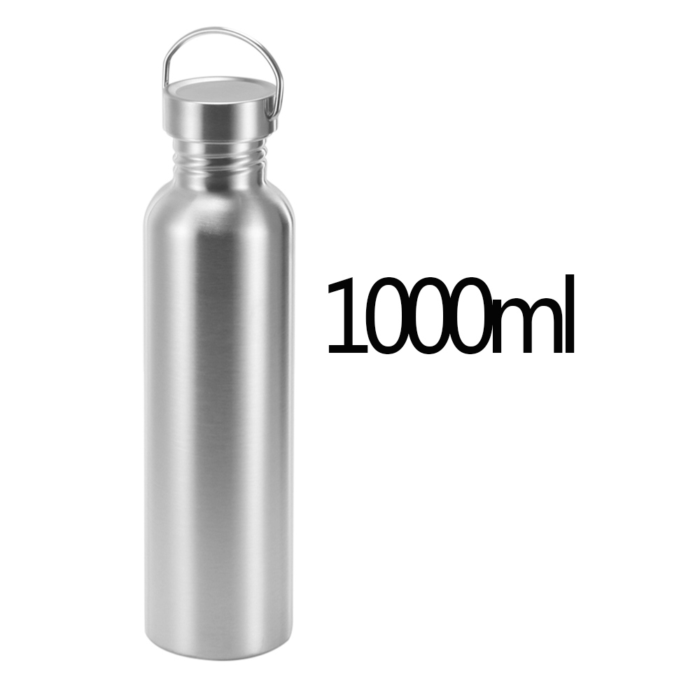 1000ml stainless lid