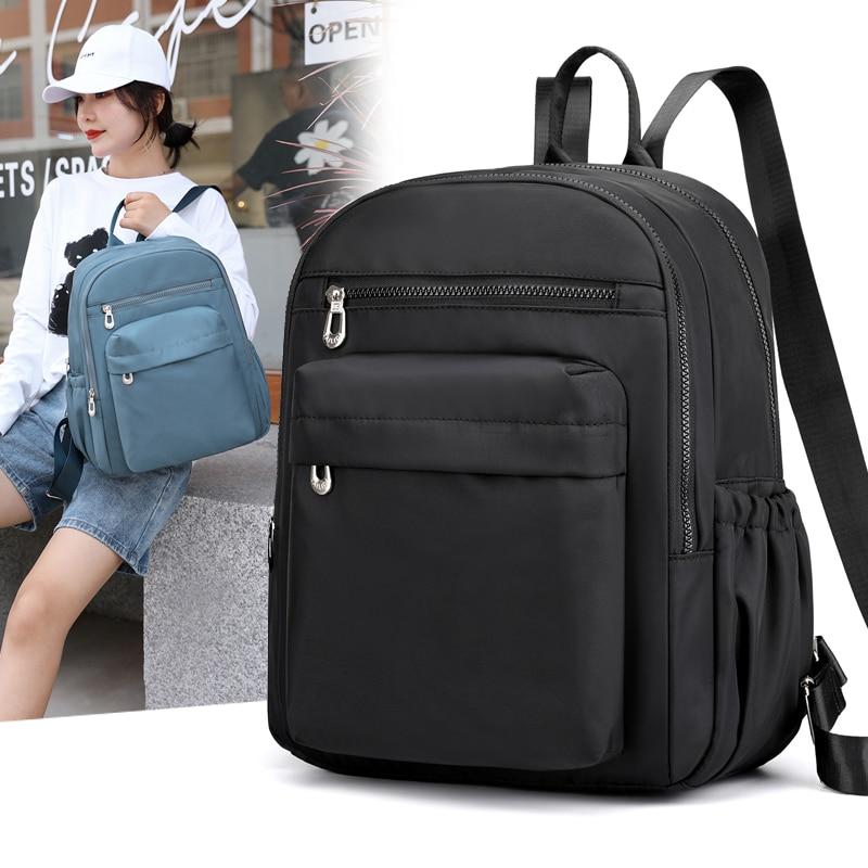 Женский рюкзак для путешествий Vento Marea, повседневная водонепроницаемая сумка для девушек, вместительная сумка на плечо, новинка 2020, A4, бумажный рюкзак|Рюкзаки|   | АлиЭкспресс