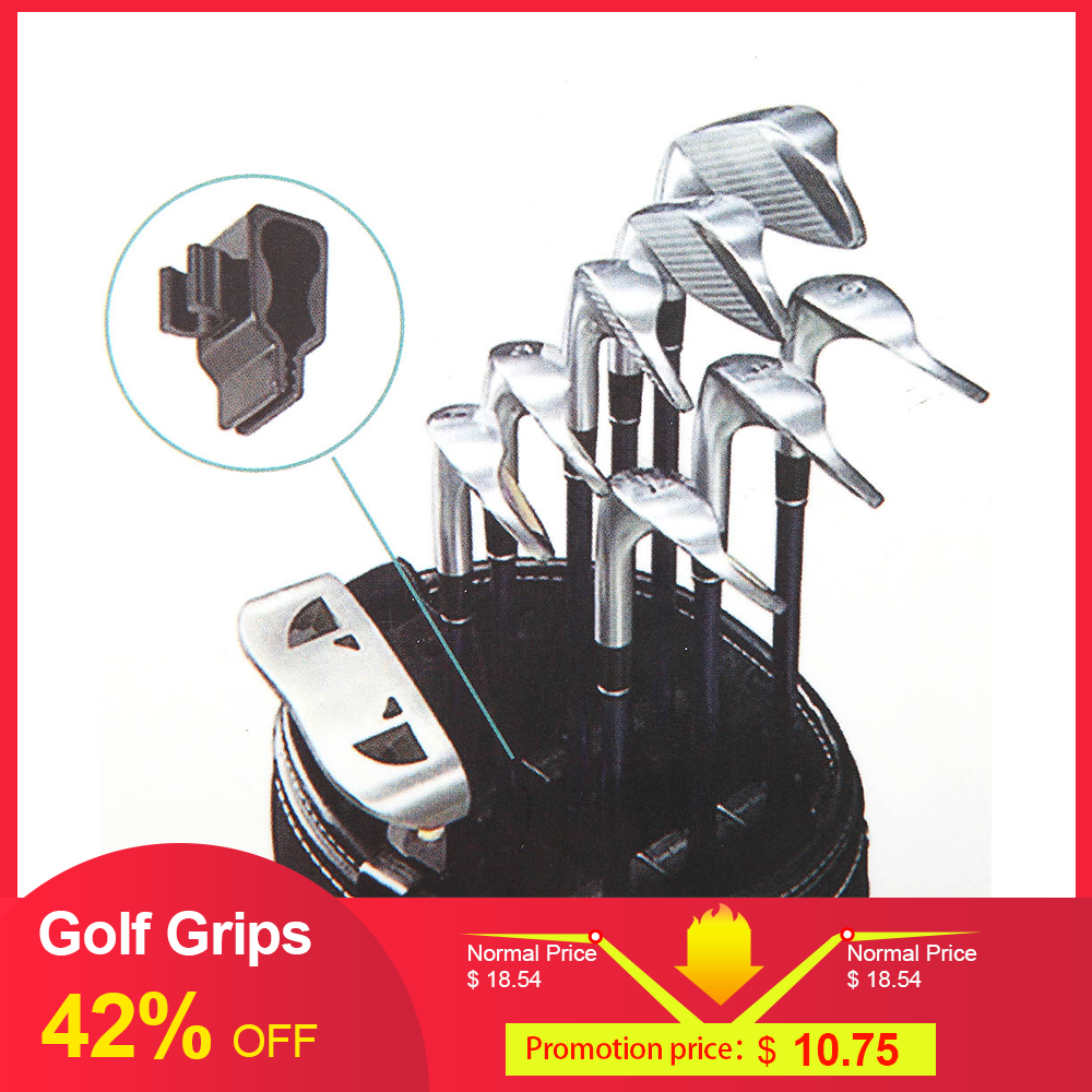 14Pcs Golf Club Organizers Clips Power Holder Set Golf Grips Accessories For Golf Club Organizers Ball Sports Equipment
