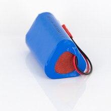 Accessoires pour aspirateur Robot ilife, 11.1V, 2800mAh, batterie 18650 pour aspirateur Robot ilife V1 V3 X3 V3 V5 X5 V5S V5Pro
