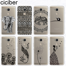 ciciber Funda For BQ Aquaris U2 C U X5 V VS X2 X Plus Lite Pro E5s M5 M5.5 FHD Soft TPU Phone Case Totem Animal Cover Coque Capa