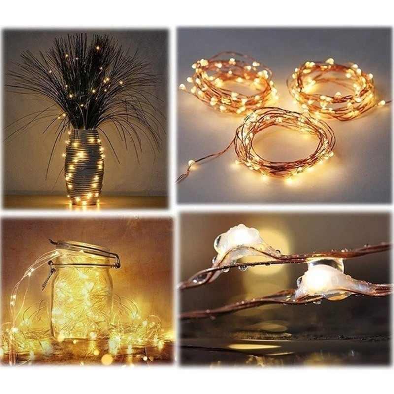 الجنية الطوق LED الستار 3*3M ضوء 300led سلسلة قطاع أضواء USB للماء لعيد الميلاد شجرة الزفاف ديكور حديقة المنزل