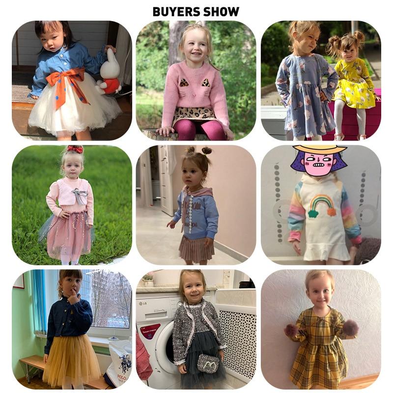 H98fe8c080b7c4f89867bcaaae2ed0efcb Melario Fashion Leopard Girls Dresses Autumn With belt Kids Dress Children Clothing Princess Dress Casual Kids Girls Clothes