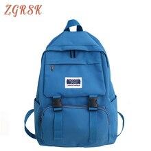 Female Fashion Oxford Backpack Bagpack Women Large Capacity School Bags For Teenage Girl Backpacks Ladies Back Pack Bag