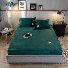 الفاخرة الفانيلا الصوف مفارش سرير ، لينة واحدة/الملكة حجم السرير المفرش/غطاء ، الصلبة الدافئة الفراش فراش غطاء السرير