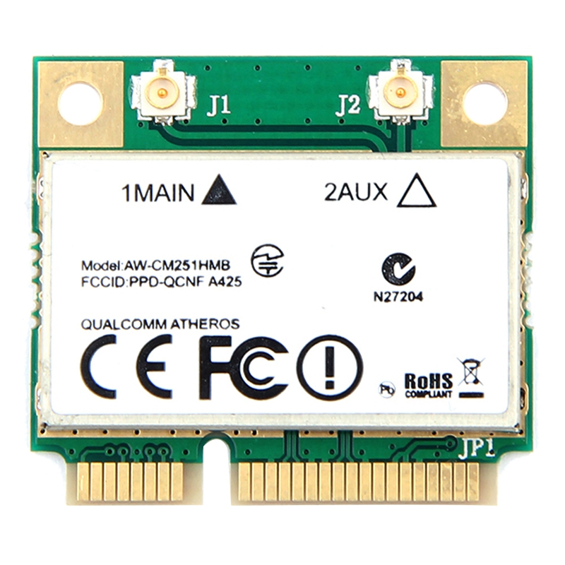 Wifi-Card Pci-E Dual-Band Qca9377 Intel-3160 Wireless-Ac For Qualcomm Qca9377/Aw-cm251hmb/Mini/Pci-e