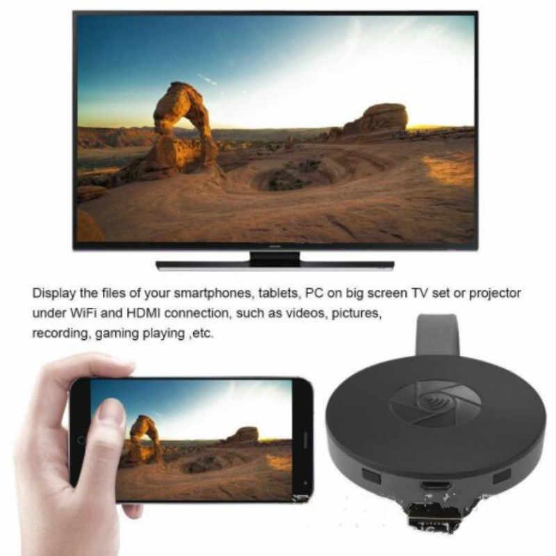 Için Netflix YouTube dlna orijinal TV çubuk mini PC MiraScreen HDMI 1080P G2 wifi ekran Dongle alıcı Miracast HDTV ekran döküm
