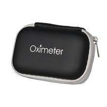Oximeter-Cover-Kit EVA Bag-Protection-Bag Storage-Bag Zipper-Bag Neutral