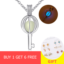 Aliexpress key charms pendant glowing necklace 925 sterling silver beads chain diy jewelry accessories making for women gifts blinghero cartoon thermal patches cute iron on patch stickers t shirt jacket heat transfer patches diy pacth bh0350