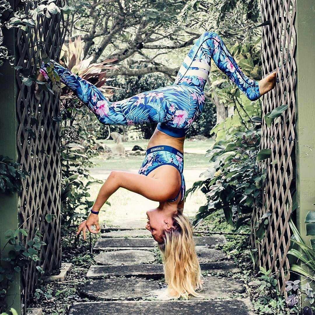 Yoga pantolon altın yüksek bel spor tayt spor kadın Push Up spor salonu taytları Mallas Mujer Deportivas Leggins