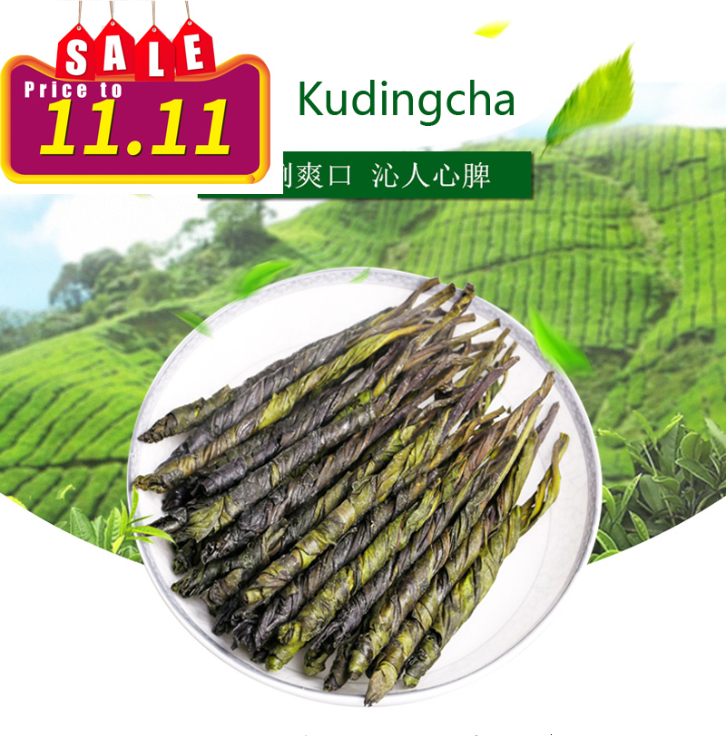Green Tea Wild Kuding Tea New Tea Super Green Mountain Green Water 250g