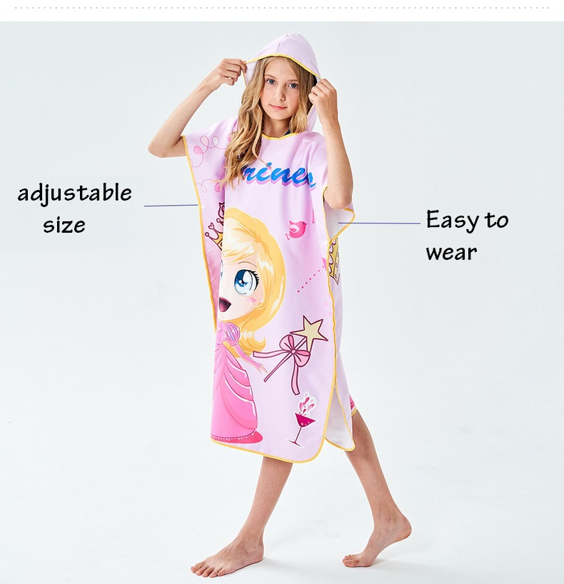 Alta qualidade bonito toalha de praia para