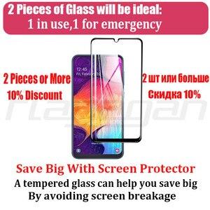 9D Защитное стекло для Samsung Galaxy A50 A40 A30 A10 A20E A60 A70 A80 A90 закаленное стекло для Samsung M10 M20 A20 A51