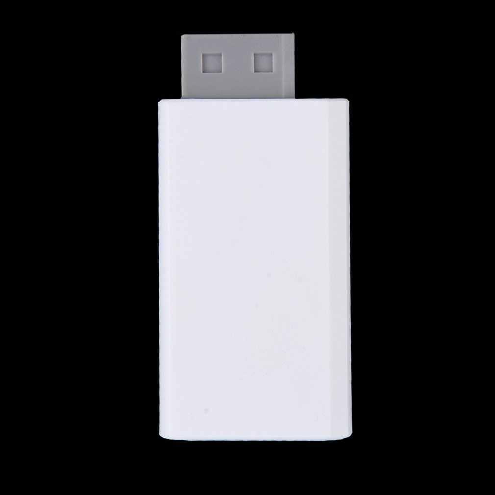 Untuk Nintendo Wii Kerumitan Gratis Plug dan Bermain untuk Wii untuk HDMI 1080 P Adaptor Wii2hdmi 3.5 Mm Audio kotak untuk Wii-Link