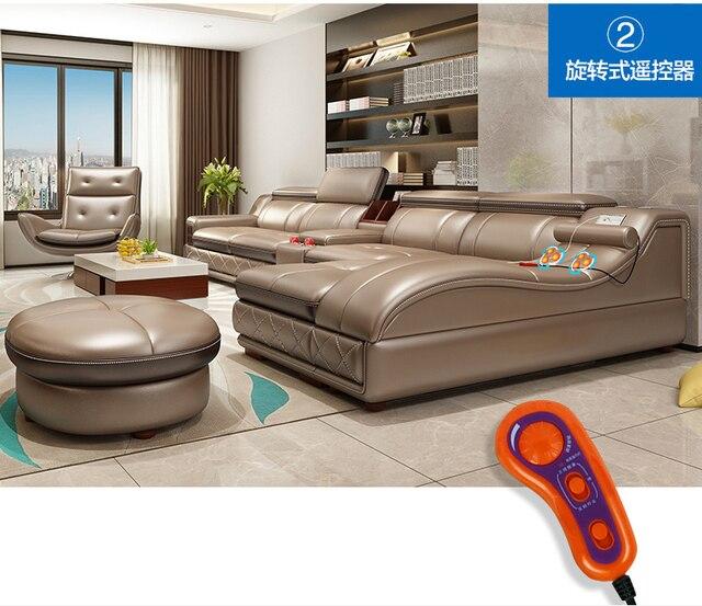 Luxury Living Room Sofa Set  2