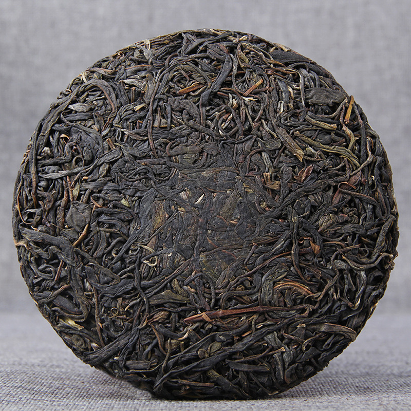 Wholesale 2019 Yi Wu Chun Yun Yiwu Wild Barren Ancient Tree Tea Pu'er Tea Cake 180g 2
