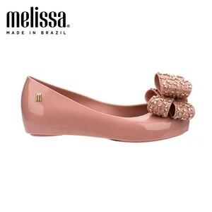Image 2 - MELISSA รองเท้าผู้หญิง Jelly รองเท้าแตะฤดูร้อนผู้หญิงรองเท้าแตะ MELISSA หญิงรองเท้าลื่นผู้หญิงรองเท้าแตะขนาด 35 39