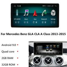 10.25 inch Android 9.0 For Mercedes-Benz GLA CLA A-Class X156 X117 W176 2013-2015 Car GPS multimedia player Navigation 2+32GB(China)
