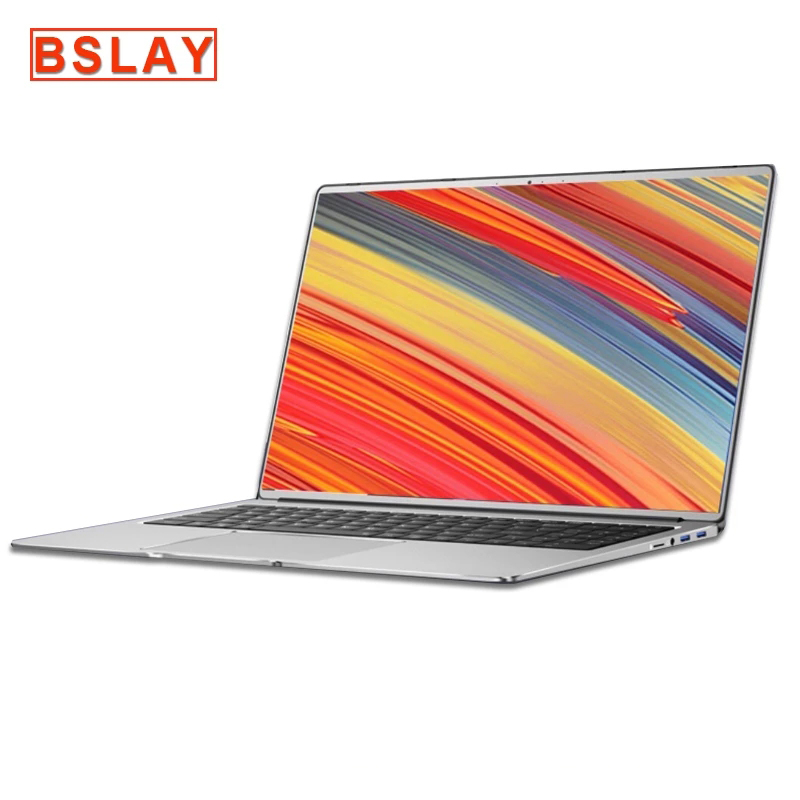 Laptop 15.6 inch With 8G RAM 128G/256G/512G/1TB SSD Notebook Computer Laptops With 1920*1080 Display RJ-45-0