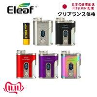 Clearance! Japan Warehouse! Original Eleaf IStick Pico Squeeze 2 TC Squonk MOD 4000mAh Battery Max 100W Output Vape mod vs ijust