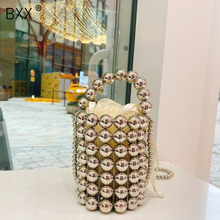 Luxury Handbags Purses Spring Crossbody Fashion Lady Branded BXX Women Pearl for Trend