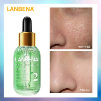 LANBENA Pore Minimizing Serum Remove Blackheads Acne Treatment