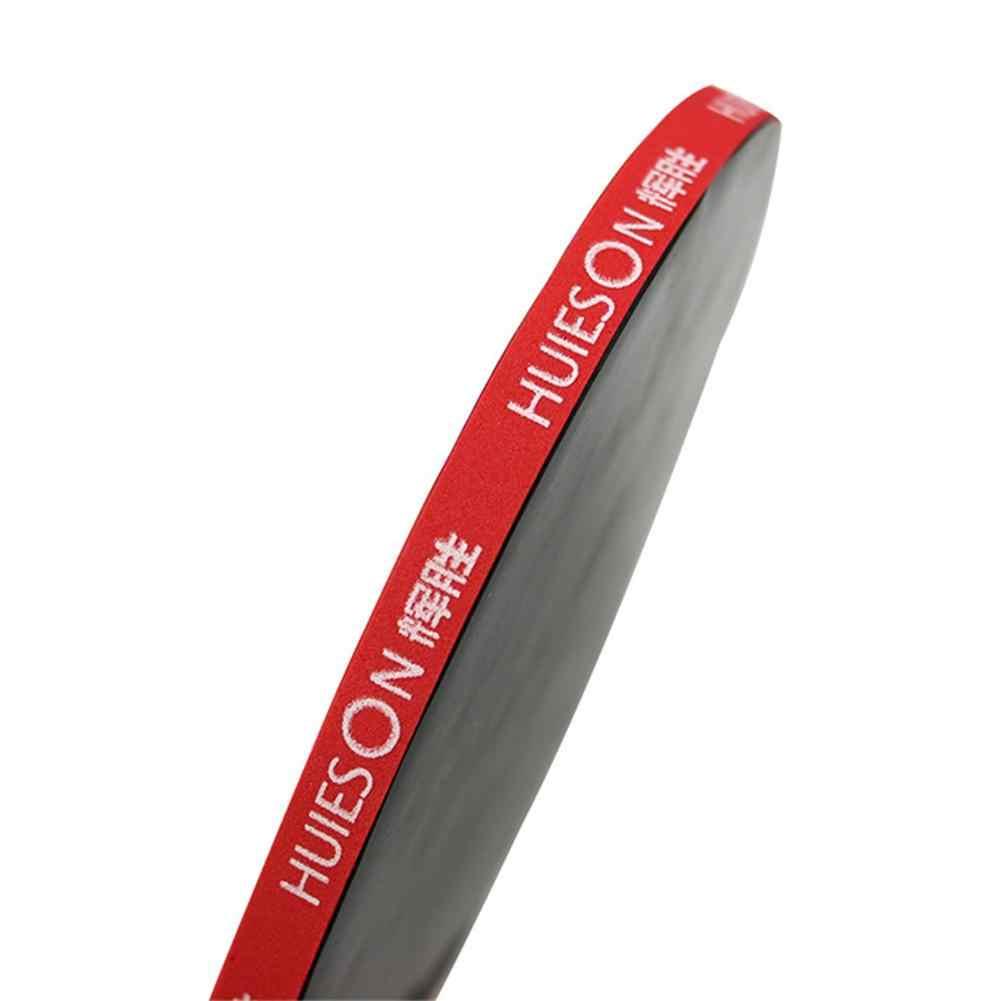 2 unids/pack raqueta de tenis de mesa profesional protección de bordes cinta de esponja Anti-colisión suministros de Ping Pong productos de tenis de mesa 4