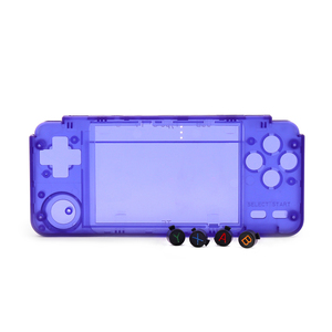 Newest Purple Shell Case For RK2020 Game Console with 4 buttons Colorful
