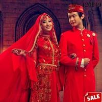 atasan Muslim mens clothes Adult wear wedding hijab dress tailored for and women abaya