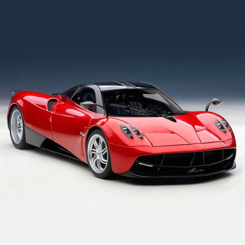 Car model Pagani Huayra 1:24 car model double-door simulation Fengshen alloy sports...