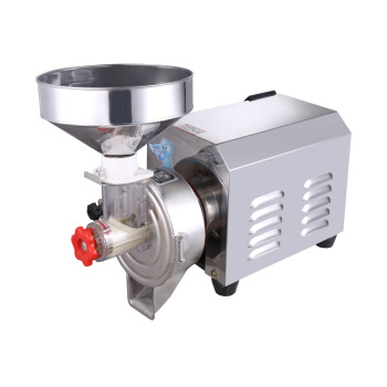 цена на Commercial Electric Soymilk machine Sesame sauce machine rice grain Refiner grinder Beater peanut mill machine