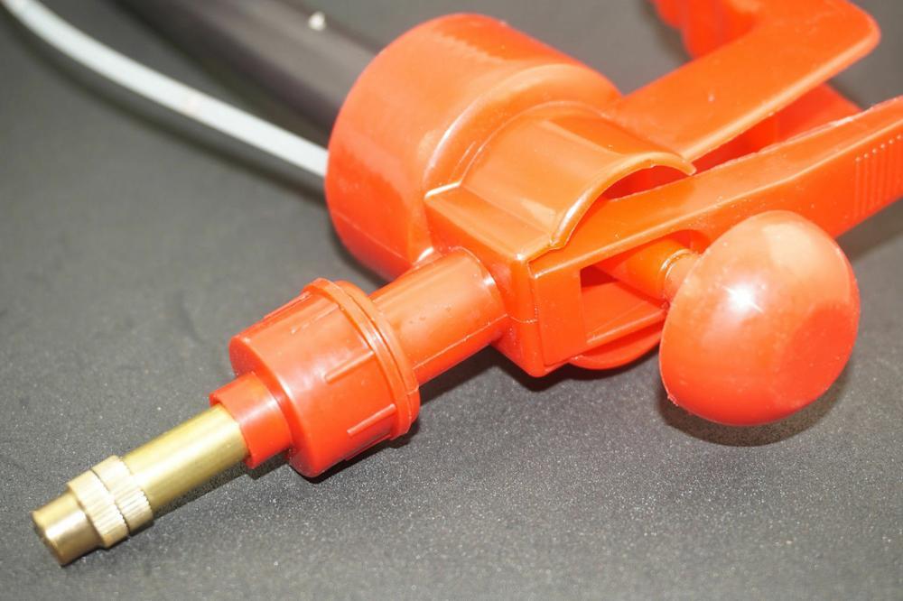 0.8L Litre Paint Pressure Sprayer Garden Shed Patio Wood Pressure Sprayer Pump-4