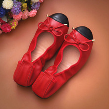 2019 Spring Shoes Women Larger Size 34-43 Female Flats Loafers Shoes Round Toe Shallow Mouth Slip-on Ladies Ballet Flats Shoes цена 2017