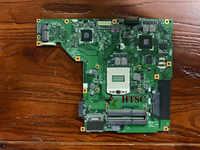 Placa base Original MS-16GD1 para ordenador portátil, circuito impreso rev 1,1, rev 1,0, funciona perfectamente, para MSI MS-16GD, CX61, Envío Gratis