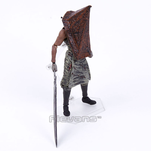 Figma SP055 Silent Hill Red Pyramd Thing / SP061 Bubble Head Nurse PVC Action Figure Collectible Model Toy 3