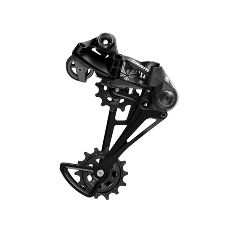 Image 4 - SRAM NX EAGLE 1x12s 11 50T 12 Speed Groupset Kit DUB 34T 170 175 Trigger Shifter RD Cassette Chain Crankset With DUB BBBicycle Derailleur   -
