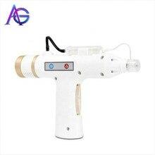 2020 popular portable facial Non-invasive machine in injection hyaluronic micro nano injection gun