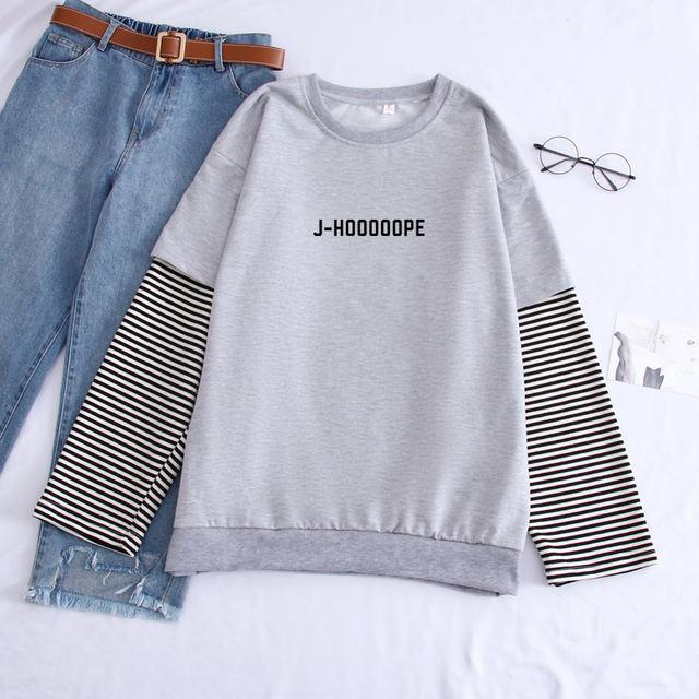 J-HOOOOOOPE SWEATSHIRT