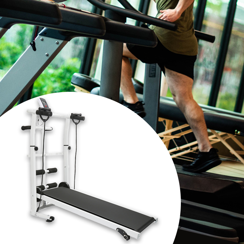 Innovative Mechanical Treadmill 3 In 1 Multi Function Tapis