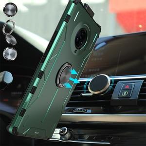 Image 4 - Volle Schutz Stoßfest Aluminium Metall & Hybrid Silikon Fall Für VIVO NEX 3/ 5G Luxus Harte Rückseitige Abdeckung fall Für VIVO NEX3 5G