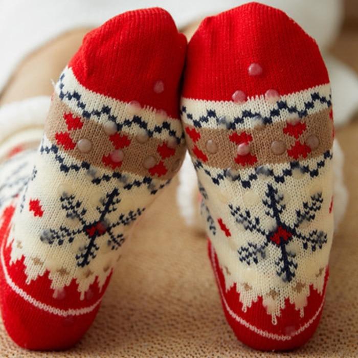 quentes elástico para a casa de inverno natal xd88