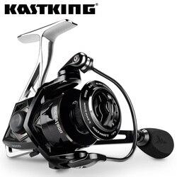 Рыболовная катушка морской воды Kastking Megatron с водонепроницаемой функцей 3мин., силой рыбалки до 21кг., наклонной фаской шп