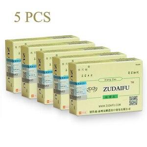 Image 3 - 5/10 pces zudaifu tratamento de sabão de enxofre psoríase eczema pele casca limpador óleo controle anti fungo branqueamento sabonetes remover acne