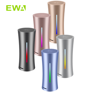 Image 1 - EWA A115 True Wireless Stereo TWS 105 hours Play time Bluetooth Speaker Built in 6000mAh Rechargeable Battery Great Sound & Bass