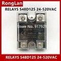 [Zob] os relés originais de teledyne s48d125 24-520vac 125a relé de estado sólido