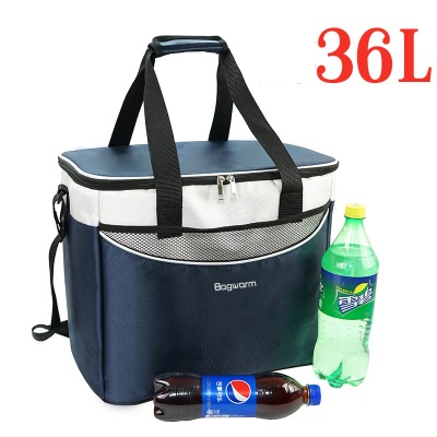 2020 Cooler Bag With 6 Ice Packs Refrigerator Bolsa  Thermal Bag  For Travel