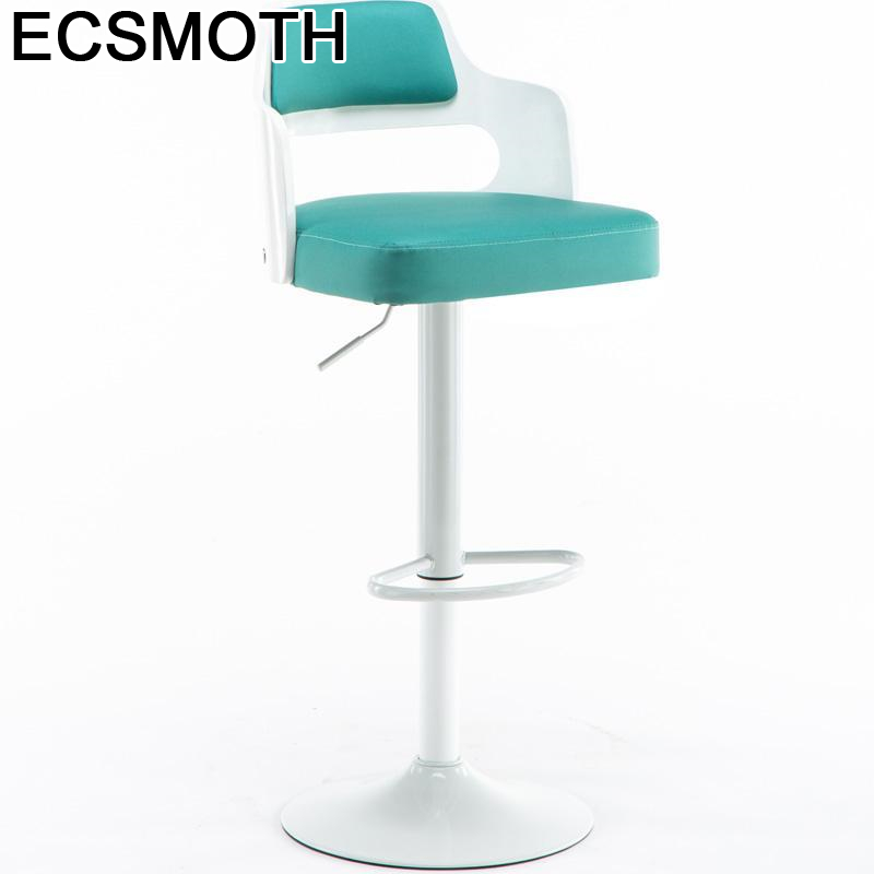 Stoel Barstool Sandalyesi Sandalyeler Stuhl Bancos Moderno Fauteuil Sgabello Stool Modern Cadeira Tabouret De Moderne Bar Chair