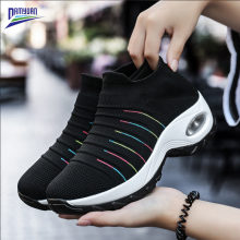 Damyuan/Женская обувь на плоской подошве; Мягкие дышащие лоферы