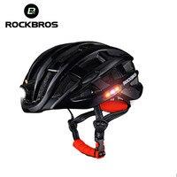 ROCKBROS 라이트 사이클링 헬멧 자전거 초경량 헬멧 일체 성형 안전 남성 여성 57-62cm 마운틴로드 자전거 MTB 헬멧
