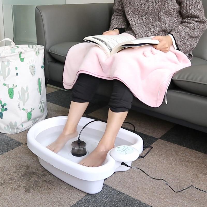 Image 3 - Foot Massage Detox Machine Foot Spa Ion Cleanse Foot Massage  Ionic Aqua Cell Spa Machine Detox Foot Bath Arrays Aqua SpaMassage